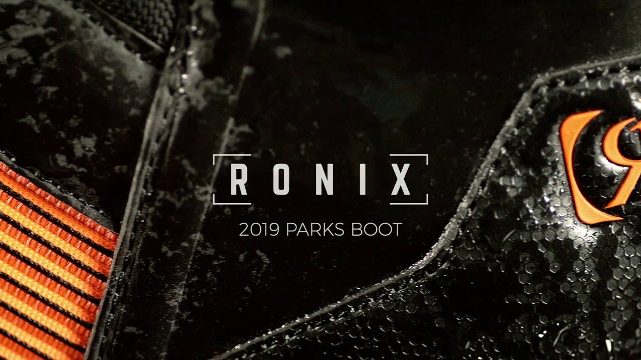 2019 Ronix Parks Boot