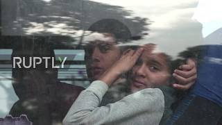 Colombia: Venezuelan migrants relocated from Bogota camp