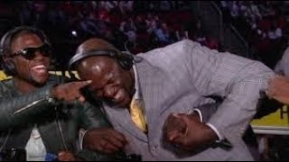 Inside the NBA funniest moments of all time (part 3)