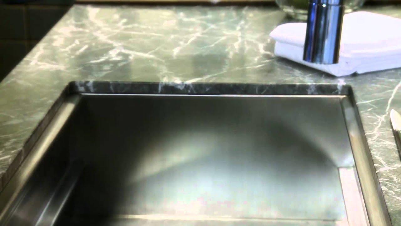 Kallista Kitchen Sinks by Mick De Giulio - YouTube
