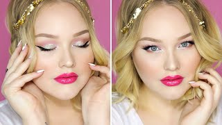 mac viva glam x miley cyrus makeup tutorial