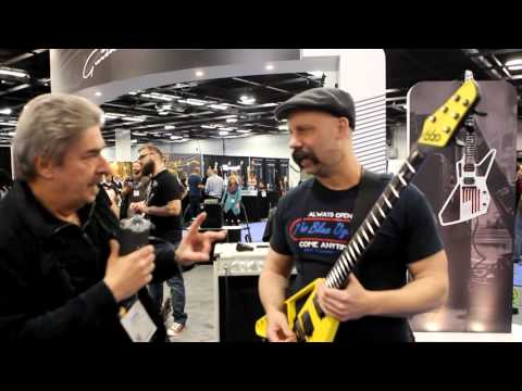 660 Guitars  - Dan Palmer of Zebrahead and Death by Stereo - BackStage360 Videos and Interviews