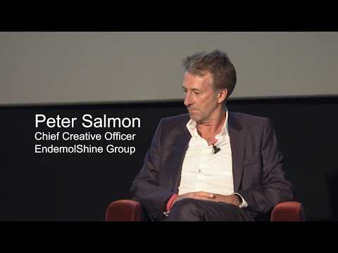 Full Session: In conversation with Peter Salmon