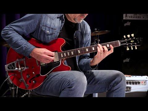 Gibson Memphis 2019 1963 ES-335  •  SN: 870038