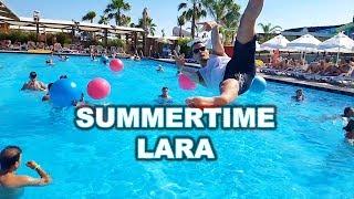Sommerurlaub Lara Adalya Elite Hotels Finest Films 2017