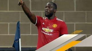 Lukaku-Show bei Manchester Uniteds Derby-Sieg gegen Manchester City   SPORT1