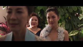 Безумно богатые азиаты - Русский трейлер (дублированный) 1080p