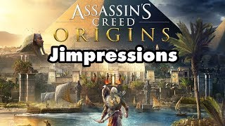 Assassin's Creed Origins - Gift Of The Medjay (Jimpressions) (Video Game Video Review)