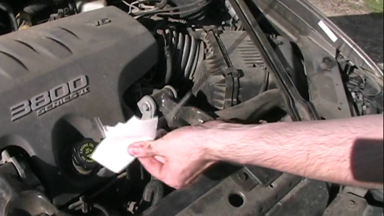 2002 Grand Prix Oil Change walkthrough DIY  YouTube