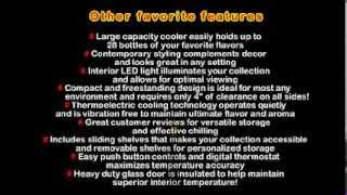 Best Wine Refrigerator Or Wine Cooler Reviews 2014