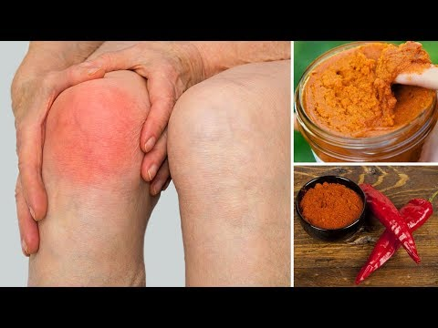 All Natural Homemade Cream for Arthritis & Joint Pain