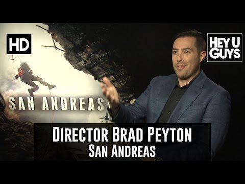 Director Brad Peyton Exclusive Interview - San Andreas