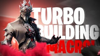 FORTNITE HOW TO FAST BUILDAR IN PATCH 10.2 (TURBOBUILDINGv2)/HOW TO USE TURBO BUILDING PATCH 10.2