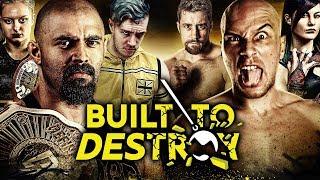 Final Card Confirmed For Built To Destroy (LIVE Sunday, June 17)