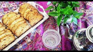 Fekkas Moroccan Biscotti / ÜZÜMLÜ KURABİYE / Fas Kurabiyesi / Easiest Cookies Recipe / BİSCOTTİ