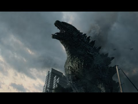 Great look at the King of the Monsters in new Godzilla TV spot