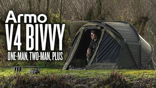 Trakker Products Armo V4 Bivvy Family