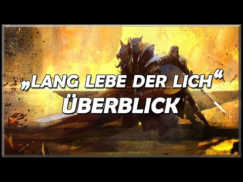 "Guild Wars 2 - Path of Fire | ""Lang lebe der Lich"" - Überblick thumbnail"