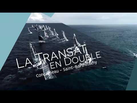 Transat en double - Concarneau / Saint Barthélémy (#PepAndWill)