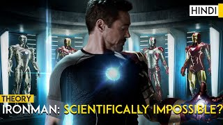 Can You Become Iron Man | Explained In Hindi