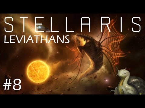 "Let's Play ""Stellaris: Leviathans"" Part 08 - A Stellar Prize"