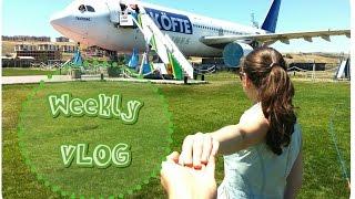 Недельный ВЛОГ  #1: отдыхаем у свекров, море, ресторан в самолете(Добро пожаловать на мой канал! Если вам интересны видео о моей жизни в Стамбуле, подписывайтесь. Обещаю..., 2016-07-14T08:00:00.000Z)