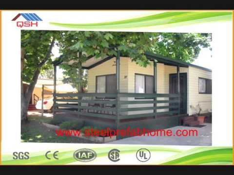 top popular Prefabricated Houses #1 940 with Mediterrane Style