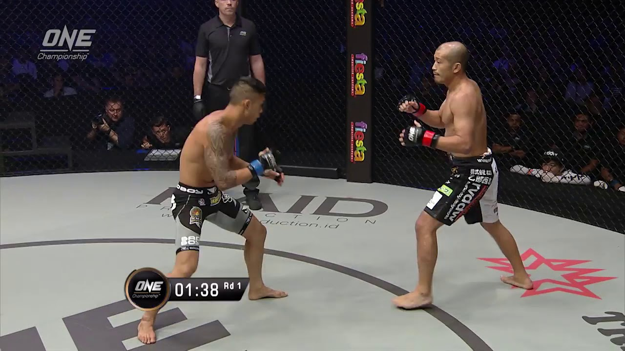 """Martin """"The Situ-Asian"""" Nguyen looks to uncork his signature right 👊 this Friday"""
