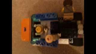 The Lego Zohan Trailer