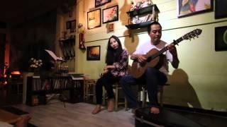 Xu Xu - ráng Chiều cà phê- đêm bolero Hoàng Hoa2014= Dona Dona, guitar Phước Hiếu