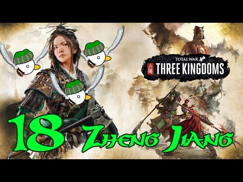 TOTAL WAR: THREE KINGDOMS - La Regina Bandito | Gameplay ITA #18 - Nuova Imboscata!