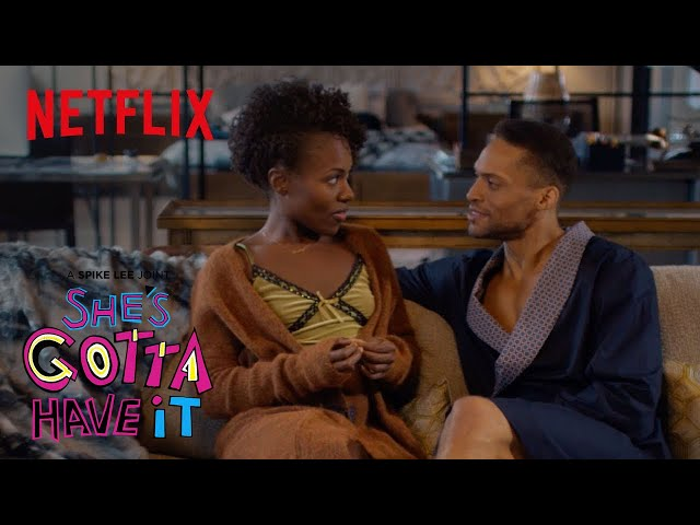 She's Gotta Have It   Sneak Peak   Netflix