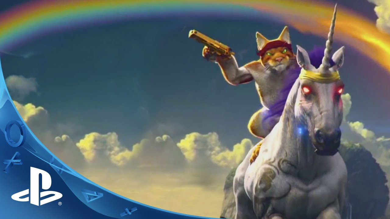 Trials fusion the awesome max edition launch trailer - Trial fusion unicorn ...