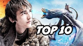 Game Of Thrones Season 8 Episode 1 - TOP 10 Q&A