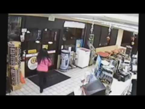 Caught on camera: Nevada officer saves choking child