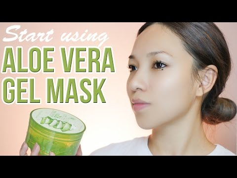 Is it good to apply aloe vera gel on face daily