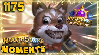 BEST Of Masters Tour Misplays! | Hearthstone Daily Moments Ep.1175