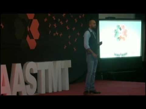 Try to look to things in a different way | Mohamed Shalaby | TEDxAASTMT