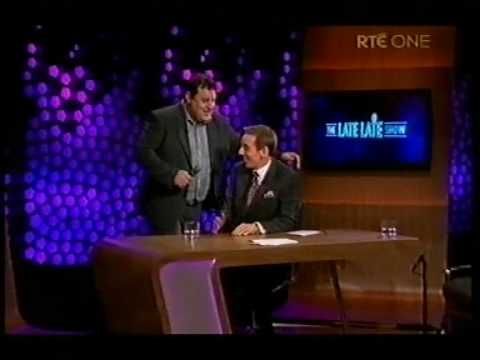 Peter Kay late late show 6-12-09 part 3