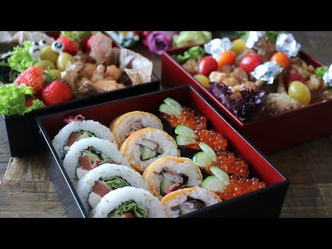 【行楽弁当】簡単おかずでお家お花見弁当?bento#うちで過ごそう