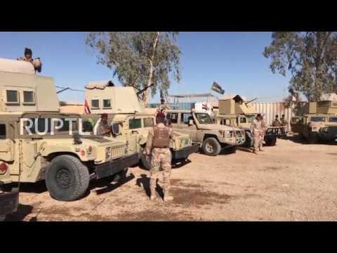 Iraq: Iraqi troops
