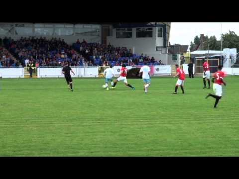 Manchester United v Gold Coast Football Academy H1 (Milk Cup)