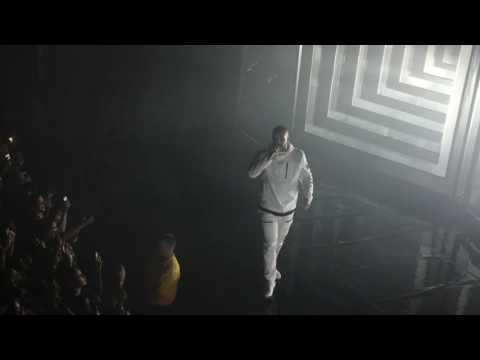 Drake  HYFR Hell Ya Fucking Right  Explicit   Performance  NYC Adult Swim