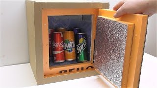видео Холодильник мини-бар
