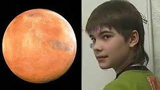 Этот Парень Сказал, Что Жил на Марсе, и Марсиане до сих пор Там