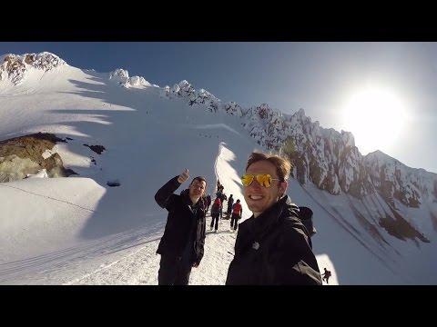 Mt. Hood Summit Climb - June 1st 2014