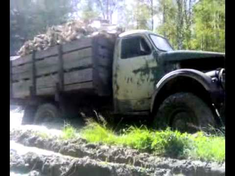 Неожиданная находка Брошенный ГАЗ-69 (ARO M461) - YouTube