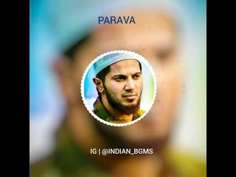 Parava DULQUER SALMAN   movie  bgm