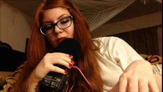 ASMR Bedtime Poetry: Reading to You + Tapping on iPad *mild country accent*