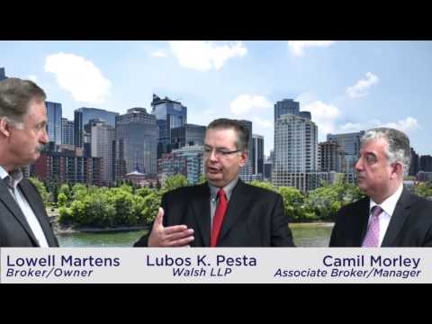 RE/MAX Real Estate (Mountain View) & Lou Pesta discuss flooding affects on Real Estate